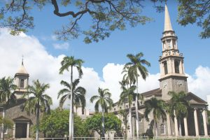 Central Union Church, Honolulu, HI