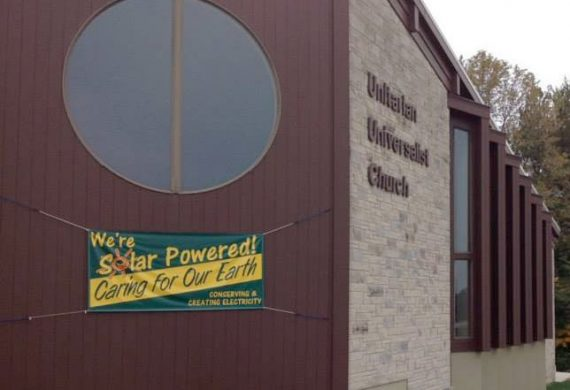 unitarian universalist church of bloomington is a Cool Congregation