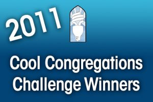 2011 Cool Congregations Challenge Winners